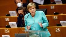 EU must prepare for no-deal Brexit, says Merkel addressing  European lawmakers