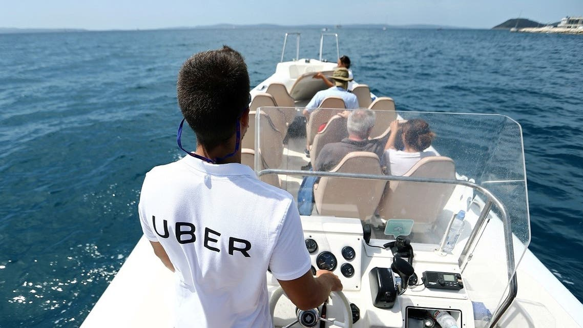 Reuters-CROATIA-UBER