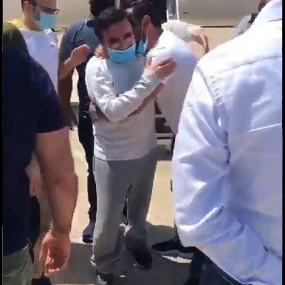 وصول تاج الدين إلى بيروت بعد إطلاقه من سجون أميركا