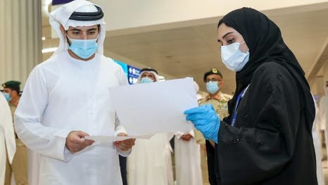Coronavirus Countries That Need Two Covid 19 Pcr Tests To Travel To Dubai List Al Arabiya English