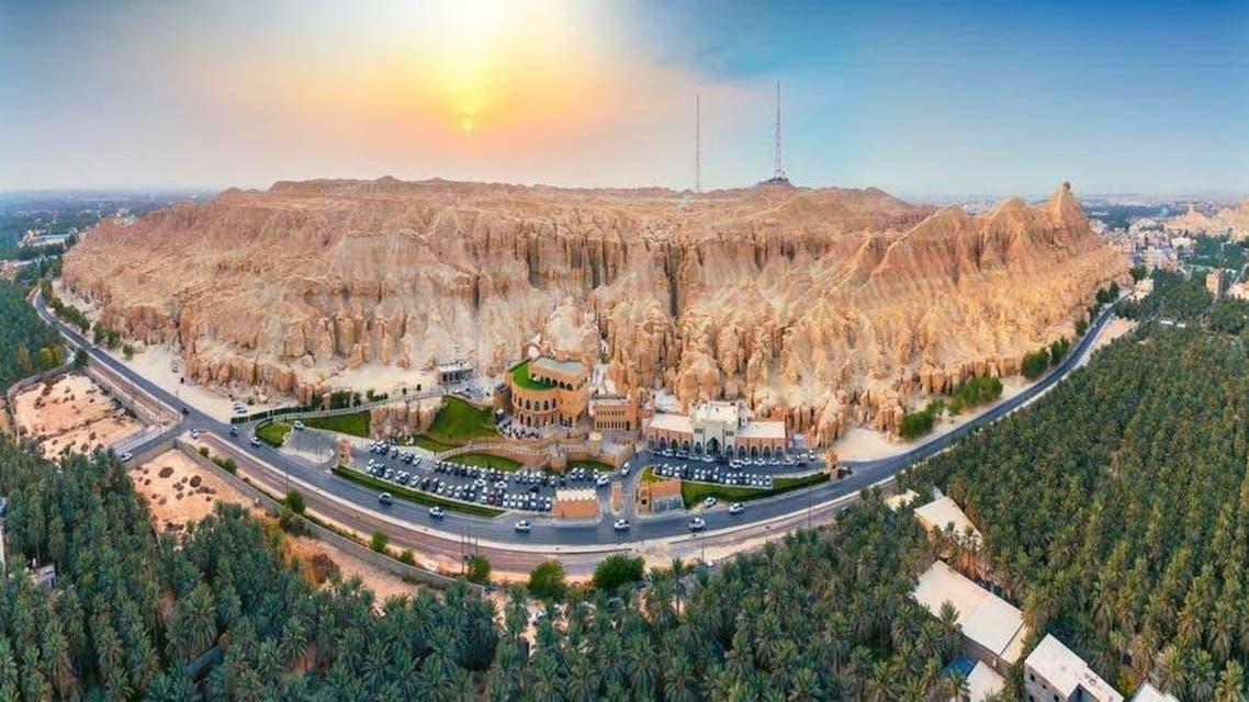 KSA: Al Ahsa hot City in World