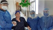قصة معمرة مصرية عمرها 107 أعوام تعافت من كورونا