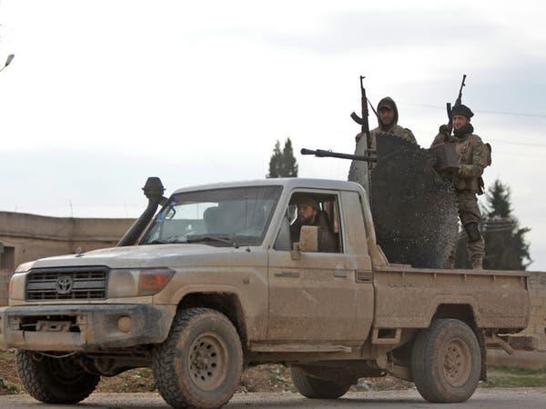 القوات التركية تقصف قرى في تل أبيض السورية