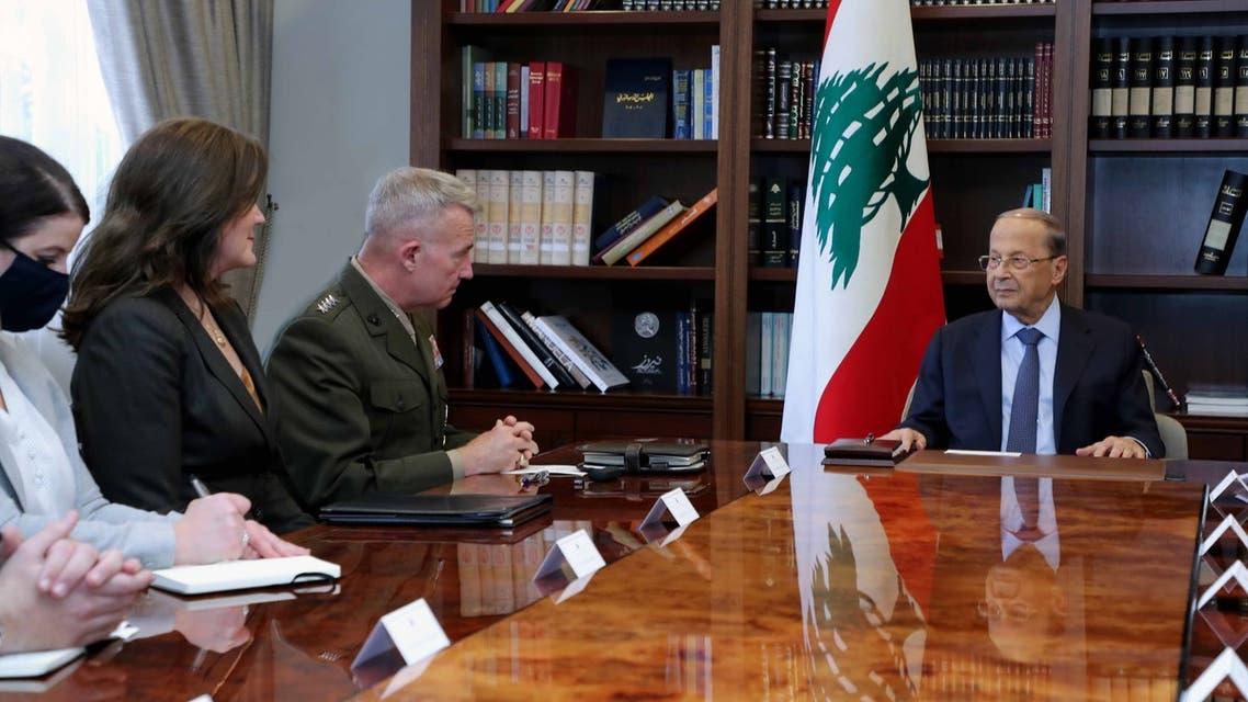 ماكنزي عون لبنان