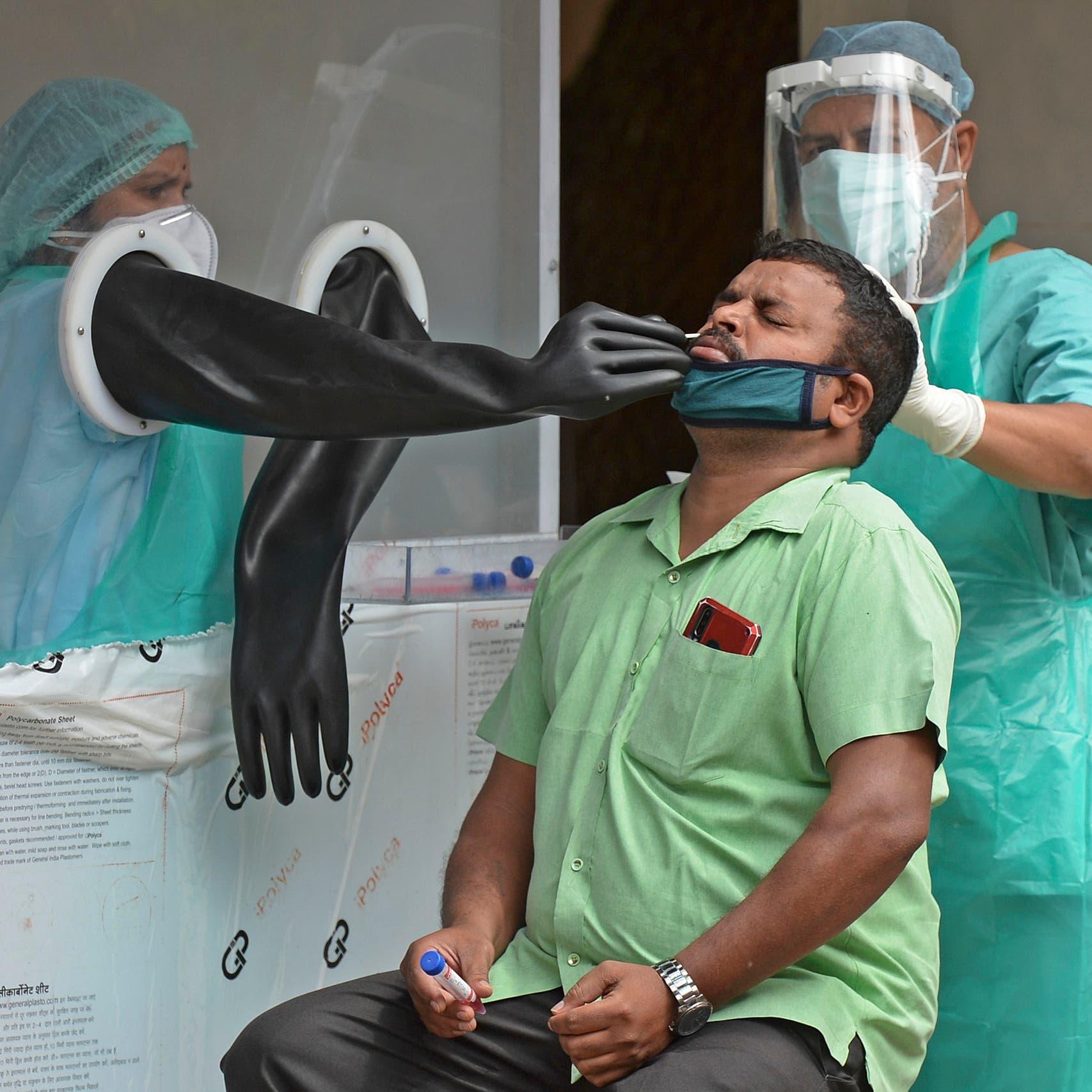 12 مليون إصابة بفيروس كورونا من حول العالم