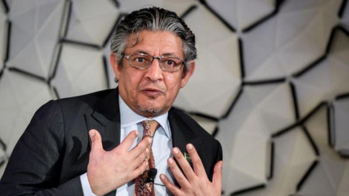 Mohammad al-Tuwaijri. (File photo)
