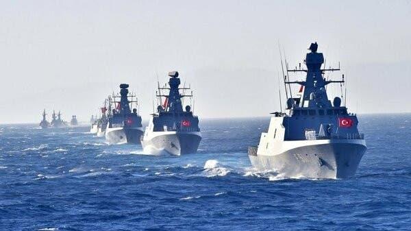 إعلام تركي: أنقرة تعلن عن مناورات ضخمة قبالة سواحل ليبي