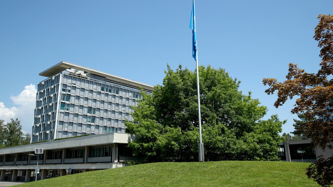 A general view shows the headquarters of the World Health Organization (WHO) in Geneva, Switzerland, June 25, 2020. REUTERS/Denis Balibouse