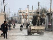 قصف تركي على قرى تل أبيض بسوريا
