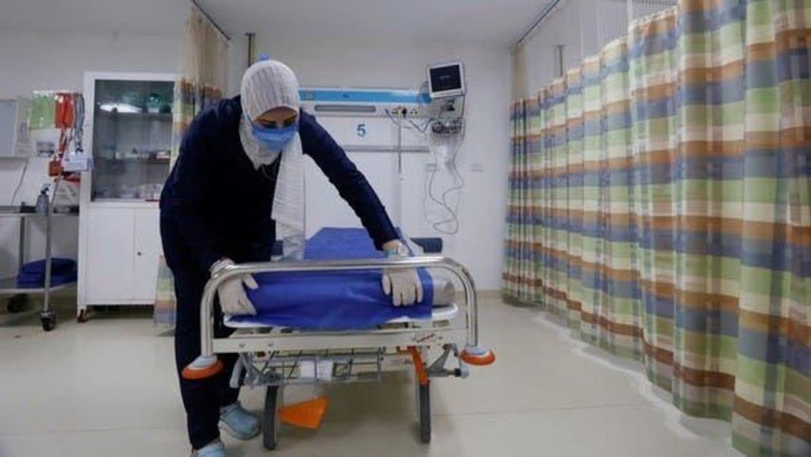 Egypt Medical Staff Worker