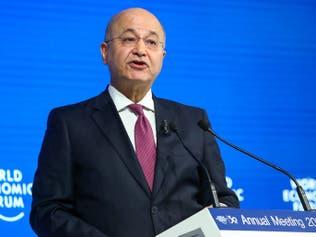 برهم صالح: انتهاكات تركيا تجاوز على سيادتنا وأمن المنطقة