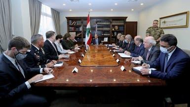 الجنرال ماكينزي: دعم أميركا العسكري للجيش اللبناني مستمر