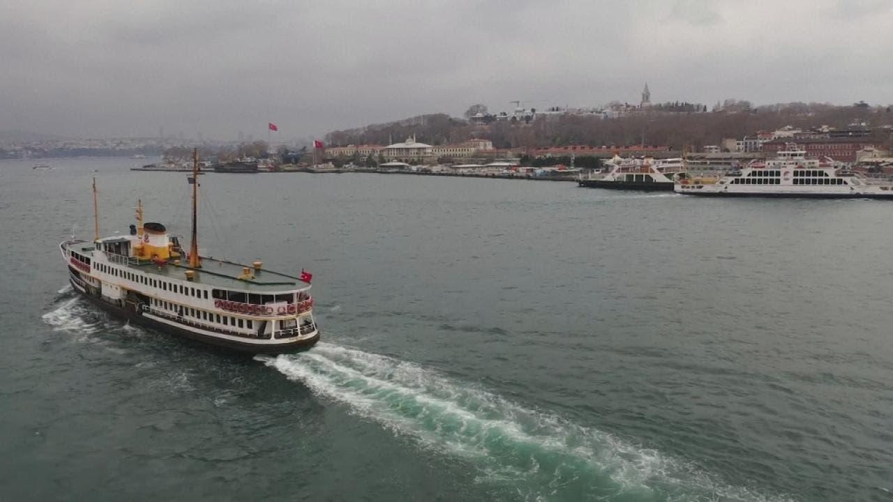 قناة اسطنبول المائية - أرشيفية