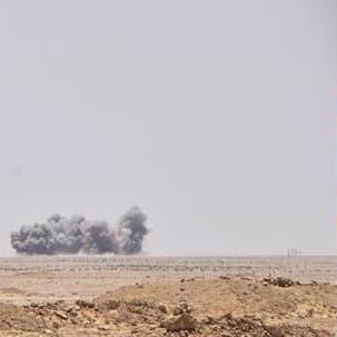 تضمنت استهداف مرتزقة.. مناورات مصرية على حدود ليبيا