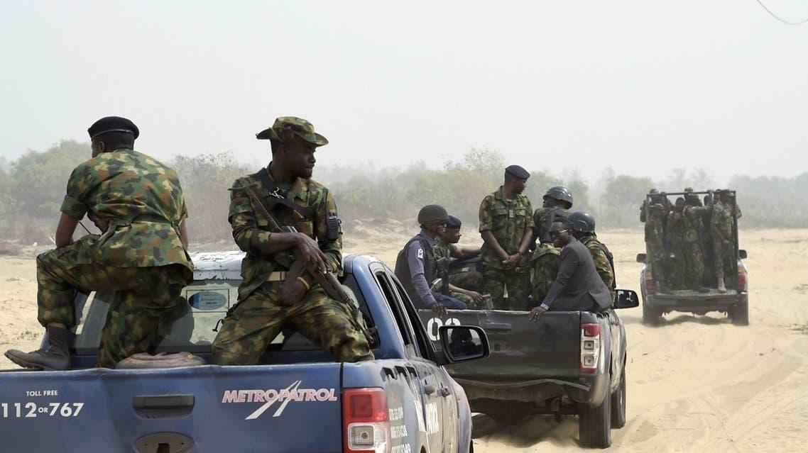 AFP_Nigeria troops