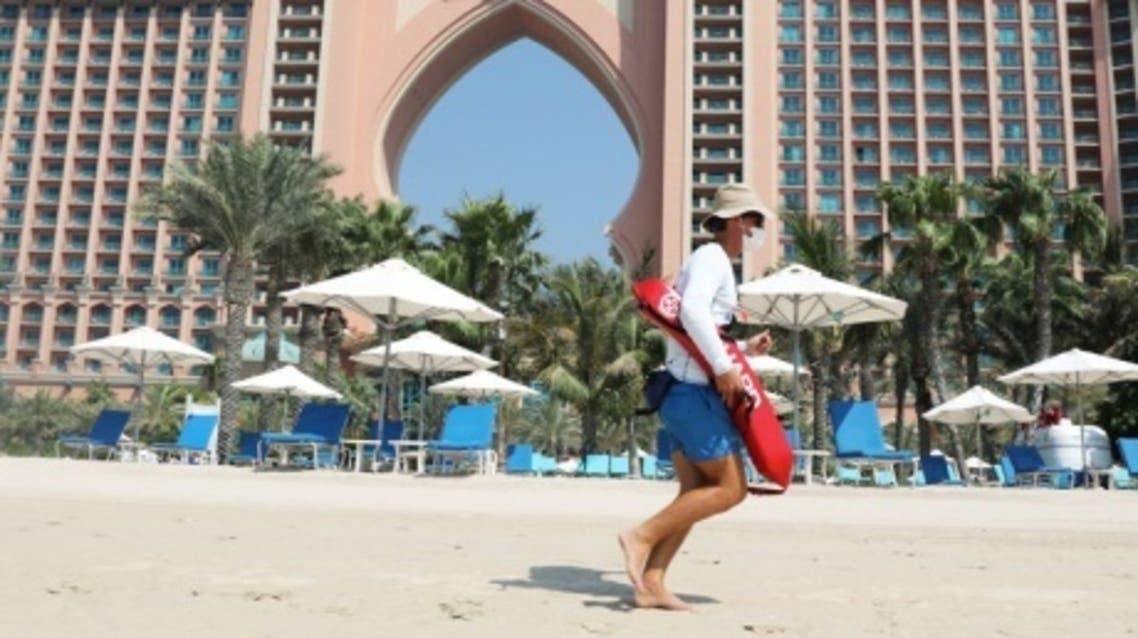 سياحة دبي كورونا