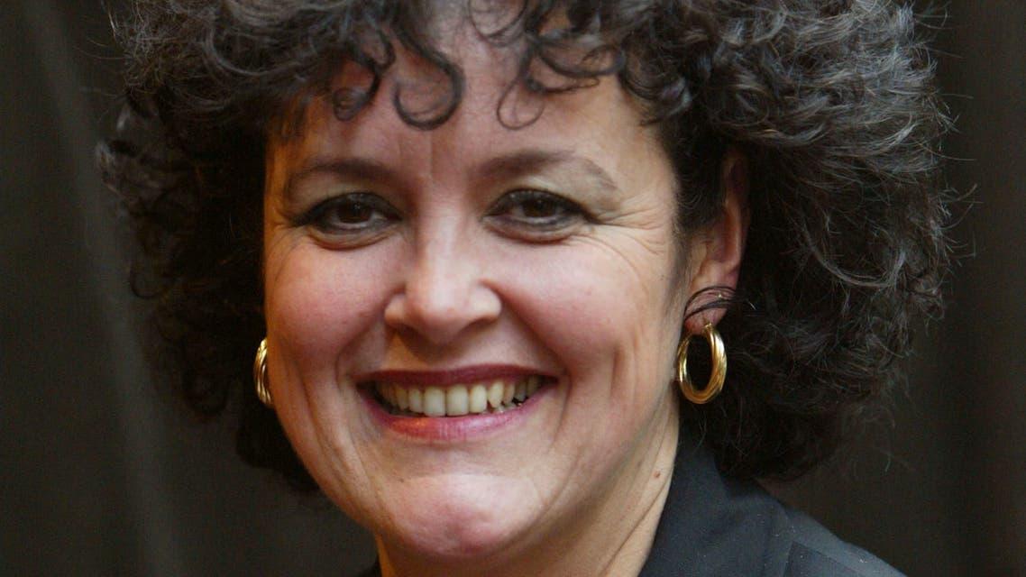 Jacqueline Eustache-Brinio in 2003. (AFP)