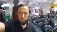 سائح أوروبي عالق في هذا المطار منذ 100 يوم بسبب كورونا