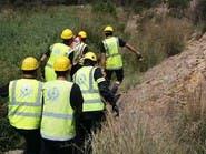 انتشال جثة سعودي سقط بمنطقة وعرةفي عسير