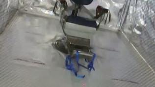 الشرطة الهولندية تعثر على غرفة تعذيب في حاويات شحن
