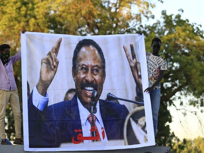 حمدوك ينفض حكومة السودان.. 7 وزراء يغادرون