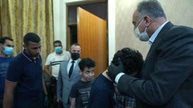 رئيس وزراء العراق  يزور عائلة الهاشمي: سنقتص من القتلة
