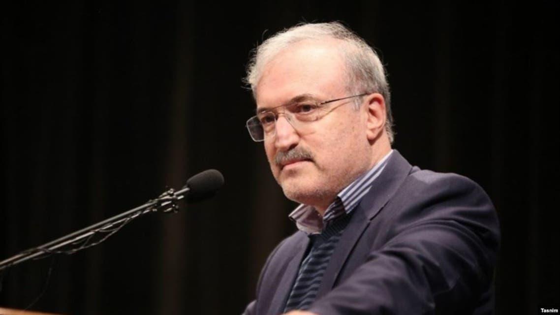 سعید نمکیوزیر بهداشت ایران