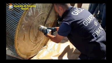 إيطاليا تضبط أطنان مخدرات داعشية من سوريا.. والأسد متهم