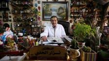 Jordanian doctor transforms Amman clinic into garden of 3,000 plants