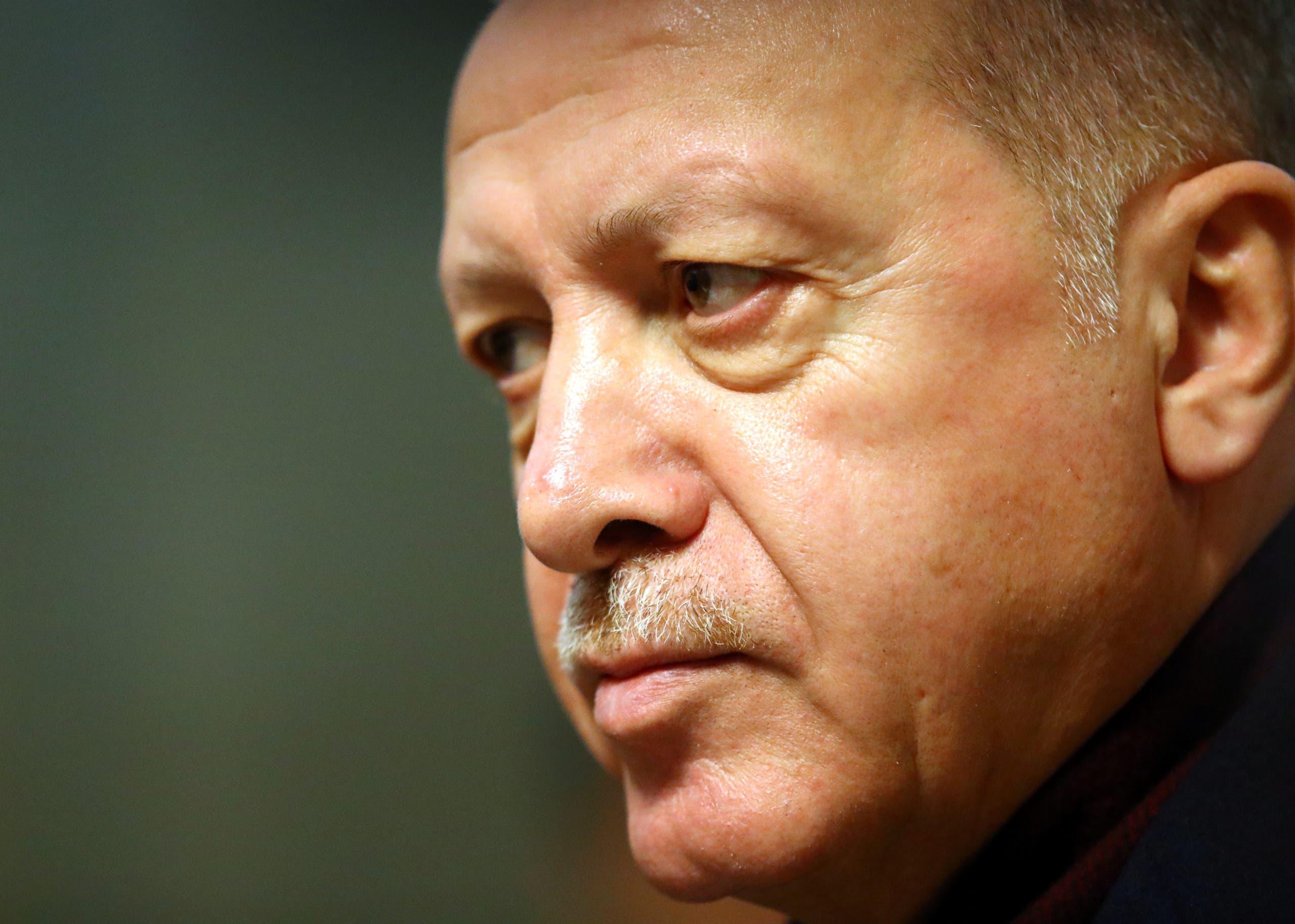 Turkey's President Recep Tayyip Erdogan. (File photo: Reuters)