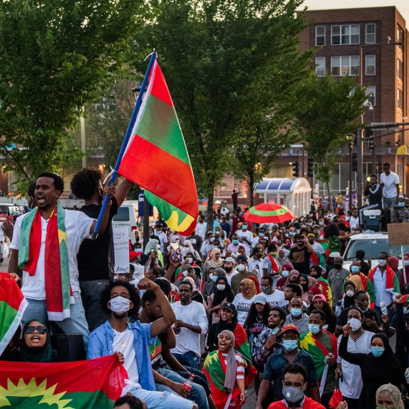 """جوهر محمد.. صوت إثيوبي صارخ أزعج""""آبي أحمد"""""""