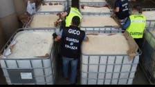 کیا اٹلی بھیجی گئی 14 ٹن منشیات کے پیچھے شامی حکومت کا ہاتھ ہے؟