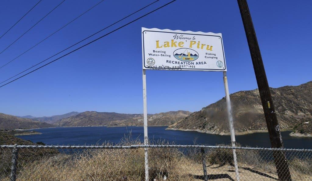 بحيرة بيرو - مكان الحداث