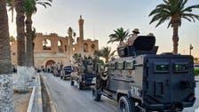 لیبیا کے دارالحکومت میں وفاق حکومت کی ایک ملیشیا کا طاقت کا مظاہرہ