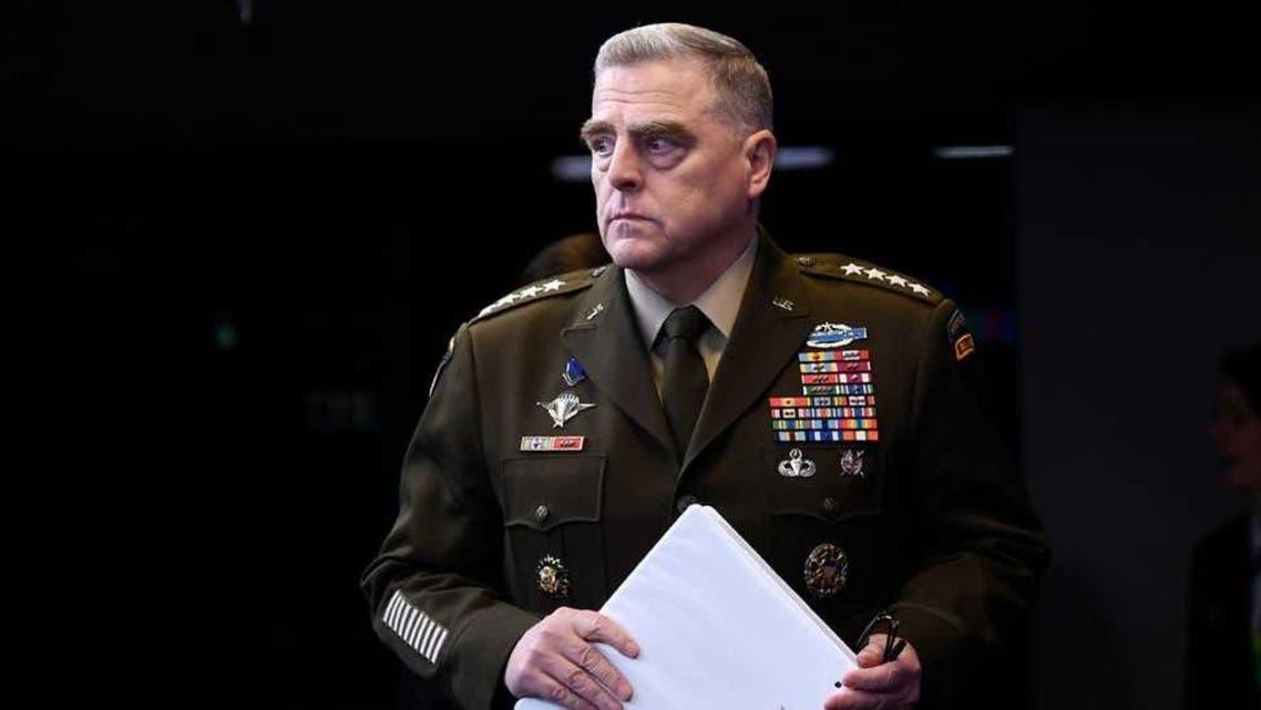 رئیس ستاد مشترک ارتش آمریکا: روسیه به طالبان و شبکه حقانی کمک مالی کرده است