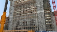 حرم مکی کے سب سے بڑے اور شاہکار گیٹ کی تیاری کا کام جاری