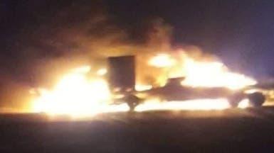 اعتداء على القوات الأميركية في العراق.. استهداف شاحنات