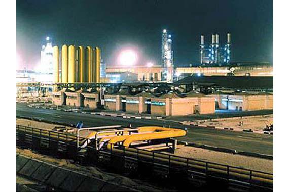 مصانع الفولاذ في الاهواز