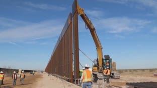 جولة حصرية لكاميرا العربية في جدار ترمب الحدودي على الحدود الأميركية
