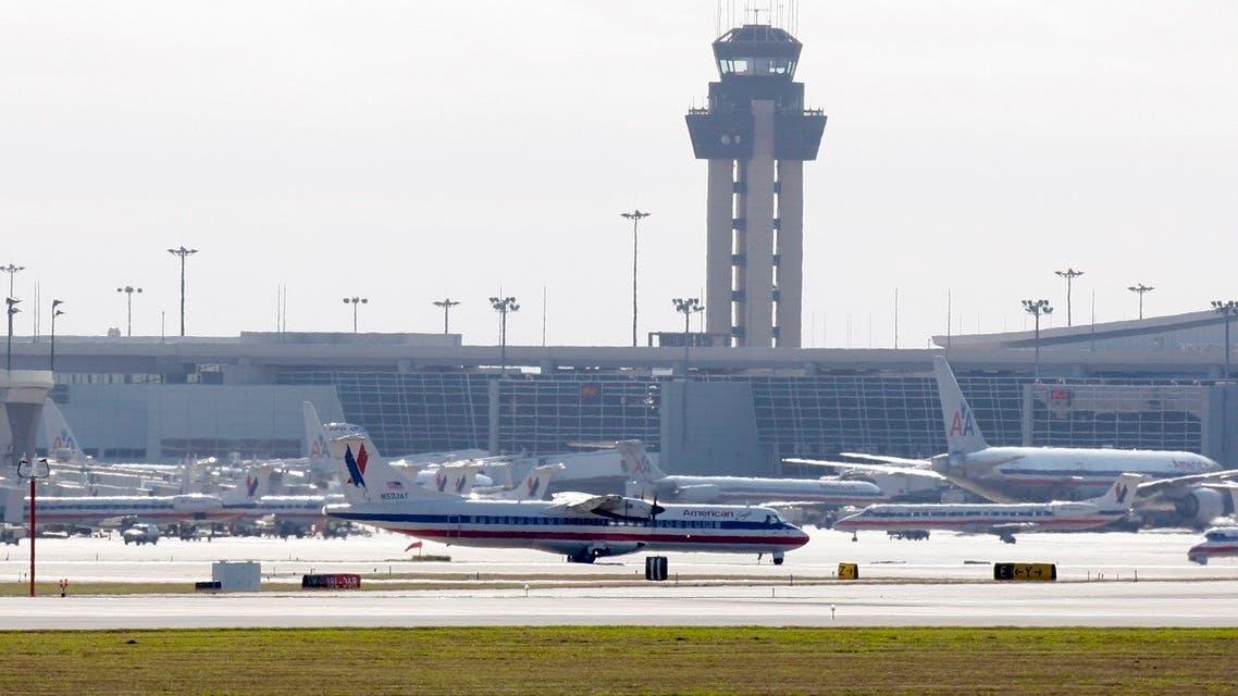 AP_Dalla Fort Worth Intl Airport