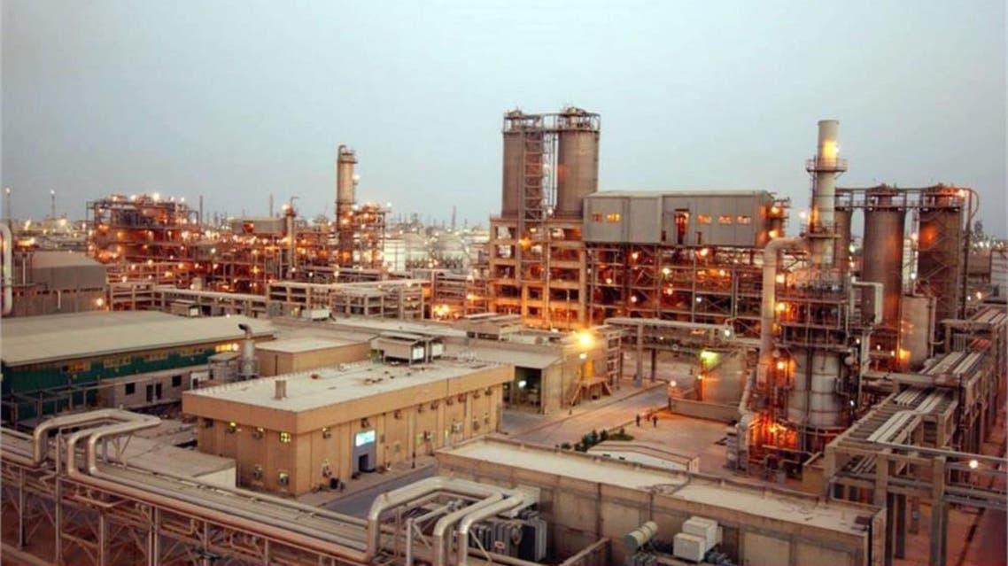 Shahid Tondgooyan petrochemical plant. (via stpc.ir)
