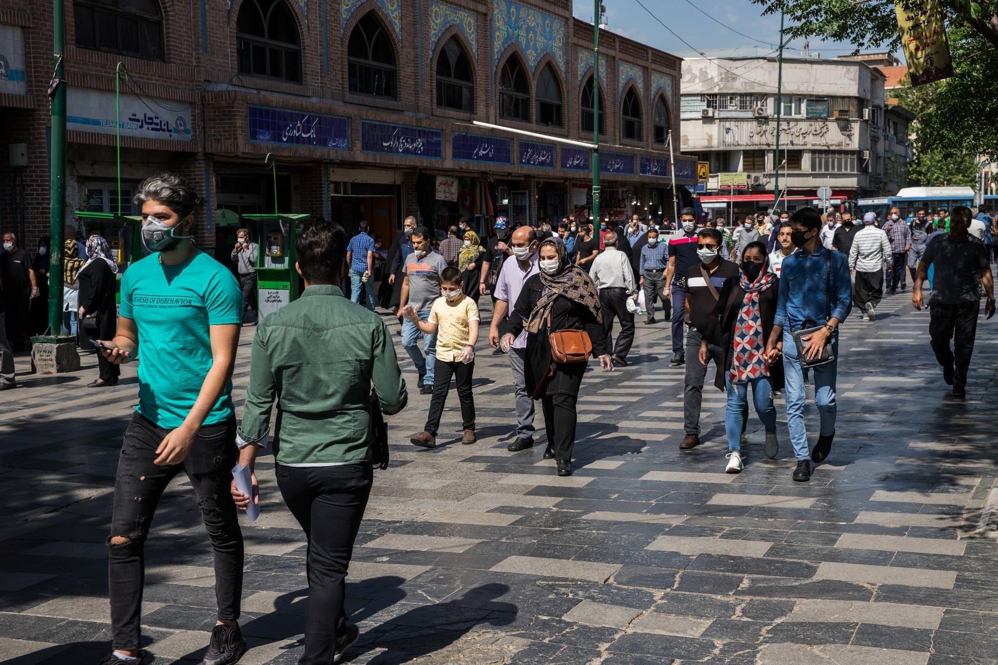 العقوبات الأميركية خنقت الشارع الإيراني