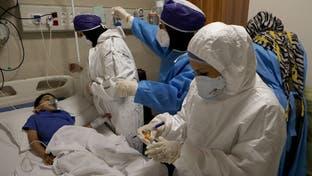 إيران.. 163 وفاة جديدة بفيروس كورونا