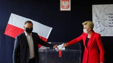 Poland witnesses high turnout in knife-edged presidential election