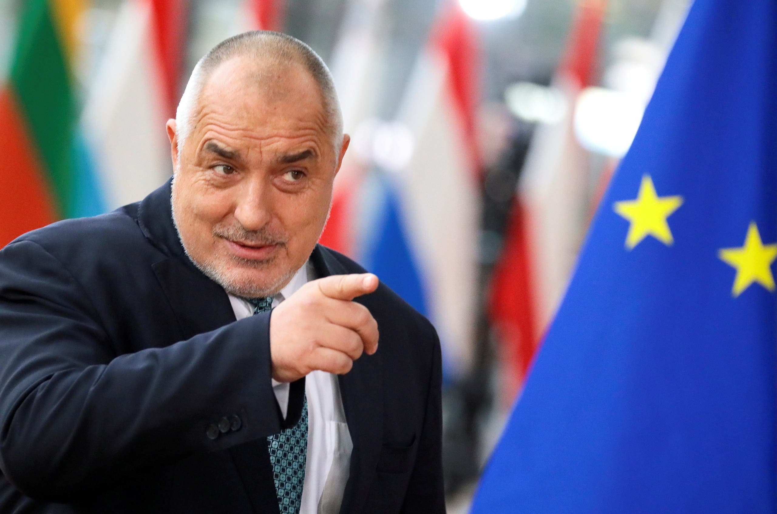 رئيس الوزراء بويكو بوريسوف