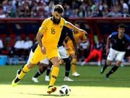 الأسترالي يديناك يعلن اعتزاله كرة القدم