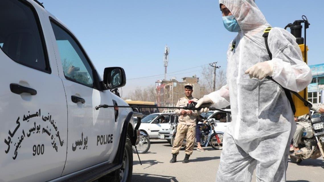 شمار قربانیان کرونا در افغانستان از مرز یک هزار نفر گذشت