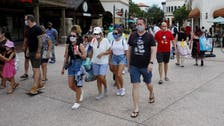 As US grapples with coronavirus, Florida hits record case increase