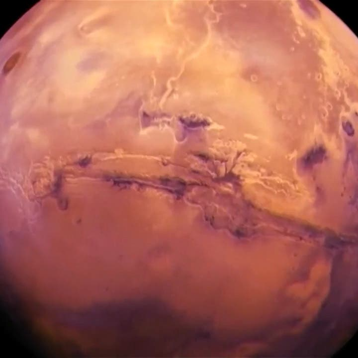 The US is working with aliens on Mars, says Israel's former space chief