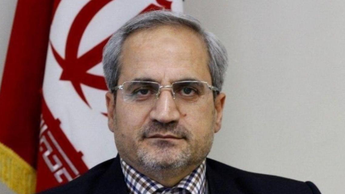 وفاة نائب إيراني